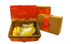 糖心跑山雞禮盒1380元